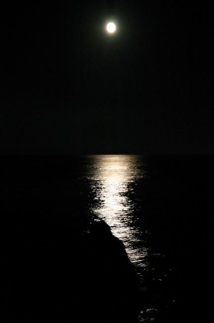 Ночь на мысе Шаманов