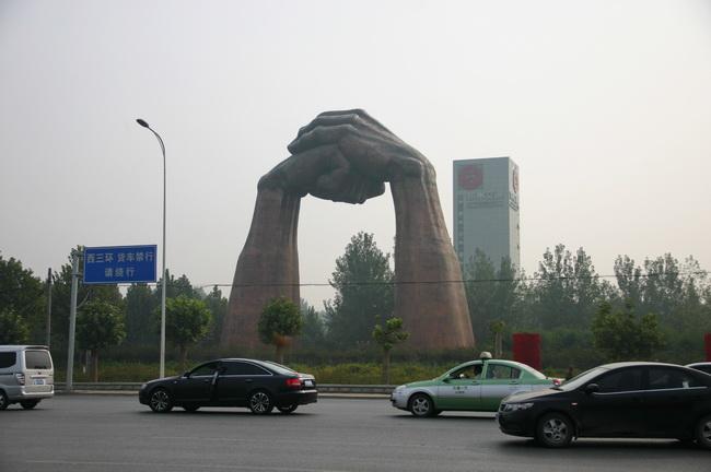 Китайские дороги и машины