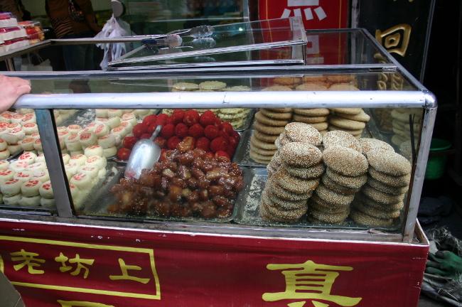 Китайские сладости