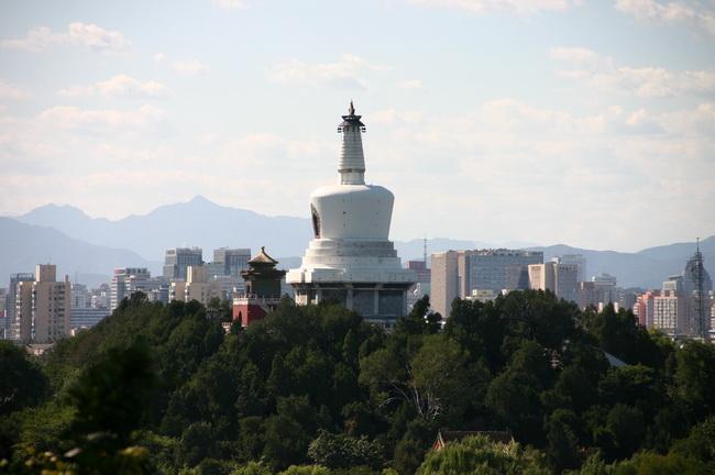 Пагода в Пекине