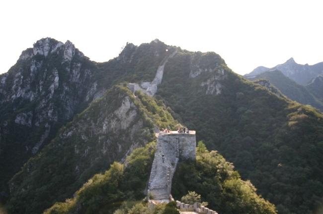 Великая Китайская Стена Jiankou