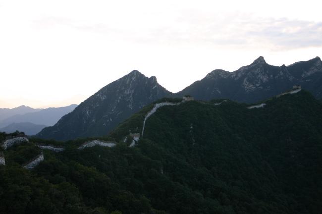 Великая Китайская Стена Цзянкоу Jiankou