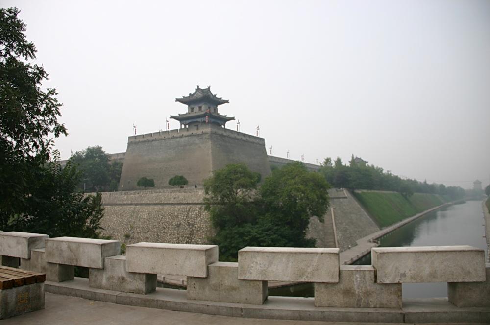 Городская стена Сиань