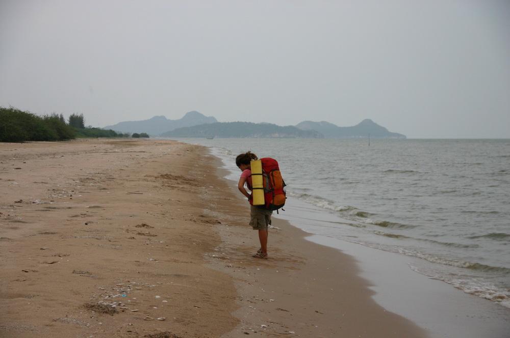 По дороге к Sam Phraya