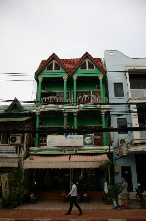 Архитектура Вьеньян