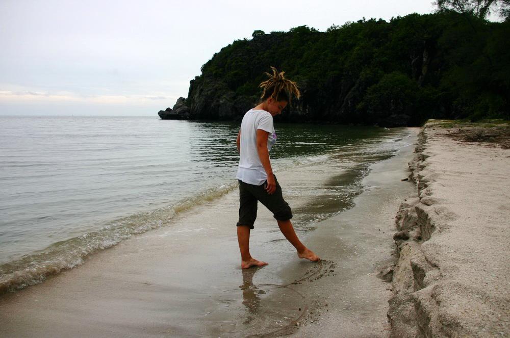 пляж Sam Phraya