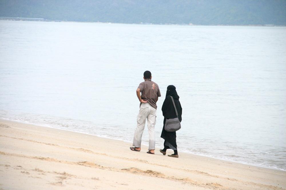 Арабские туристы в Малайзии