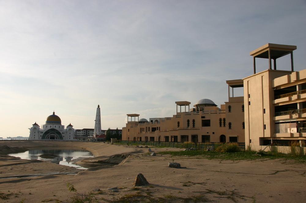 Арабский город Мелака