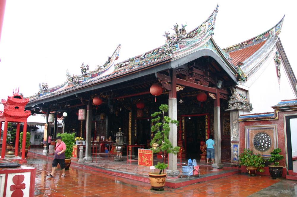 Китайский храм Мелака