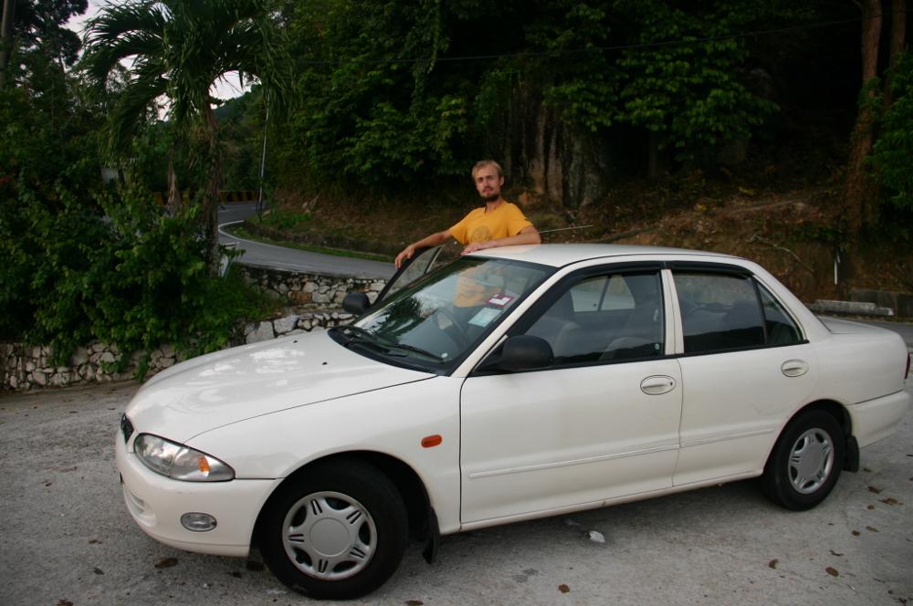 Машина напрокат в Малайзии Пенанг