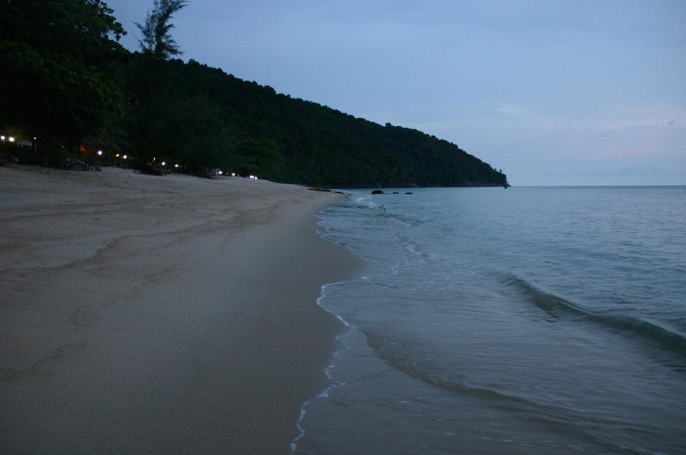 Пляж Pasir Penjang