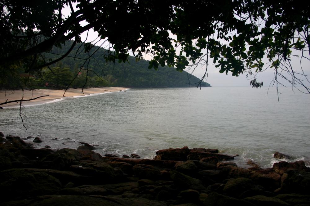 Наш любимый пляж на Пенанге