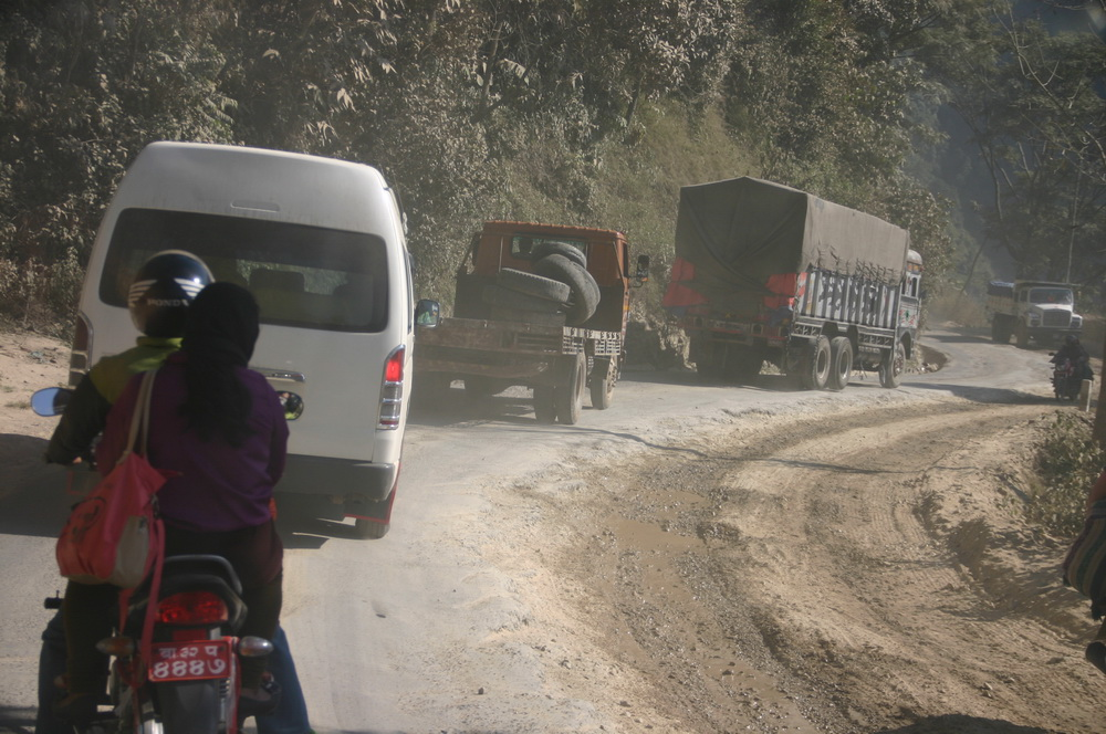 Из Катманду в Покхару