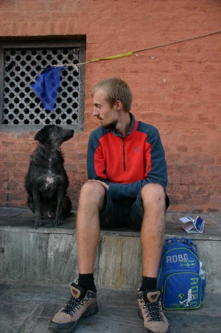 Собака Сваямбунатх