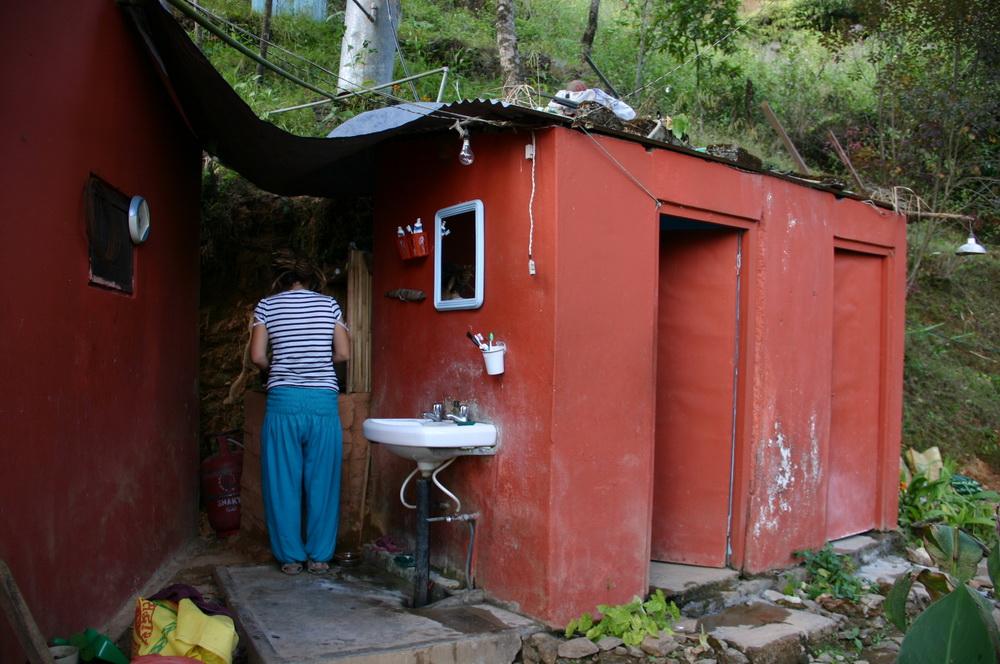 Гестхаус в Покхаре