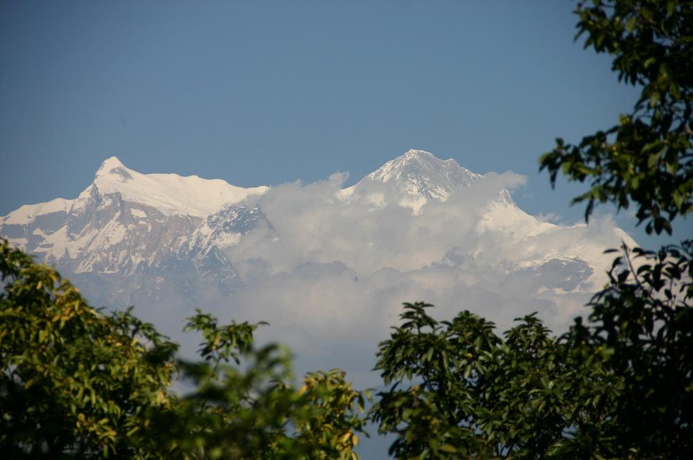Горы в Покхаре