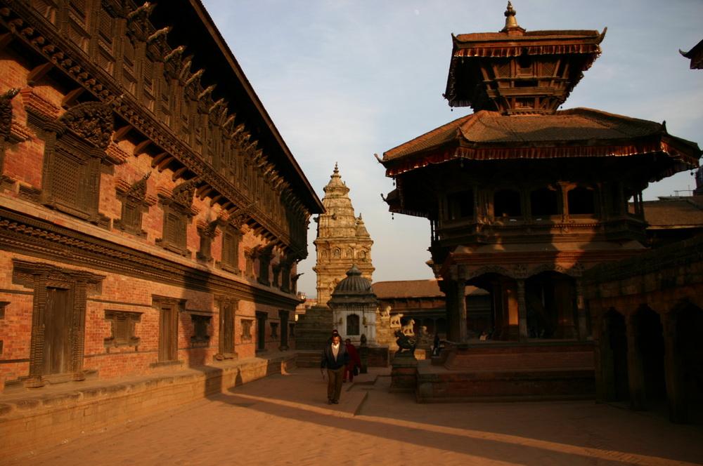 Дворцовая площадь Бхактапур