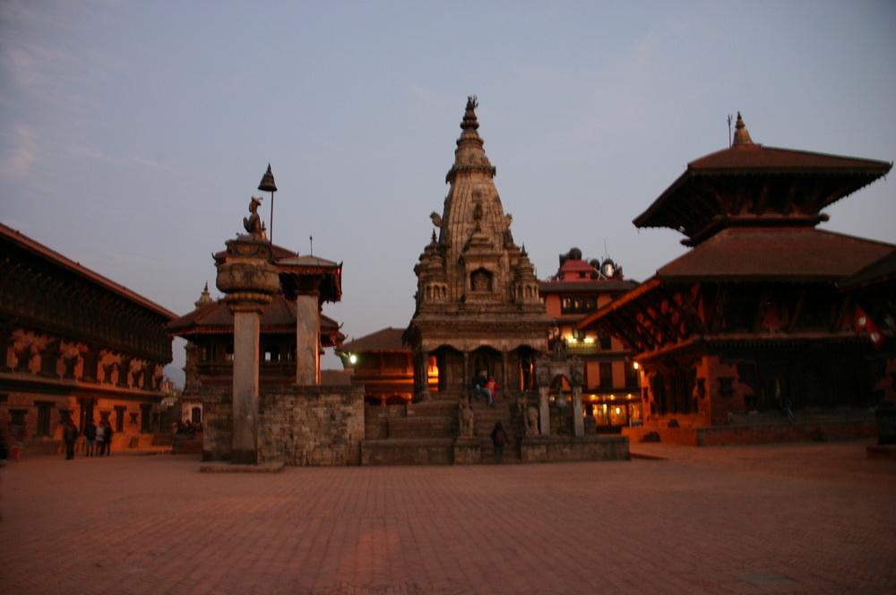 Дурбар Бхактапур