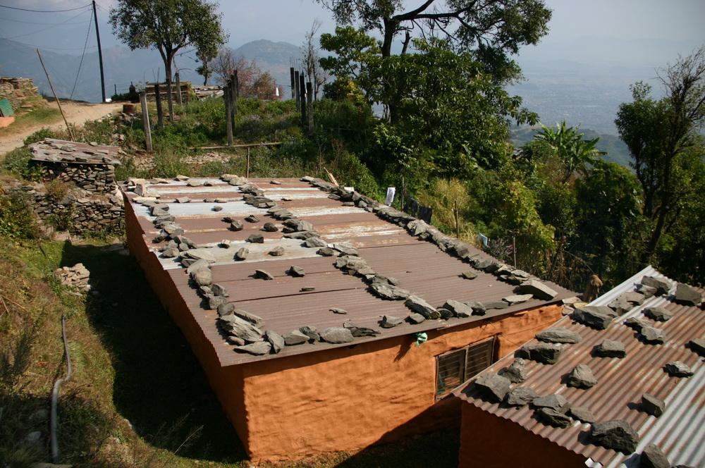 Крыша Непал