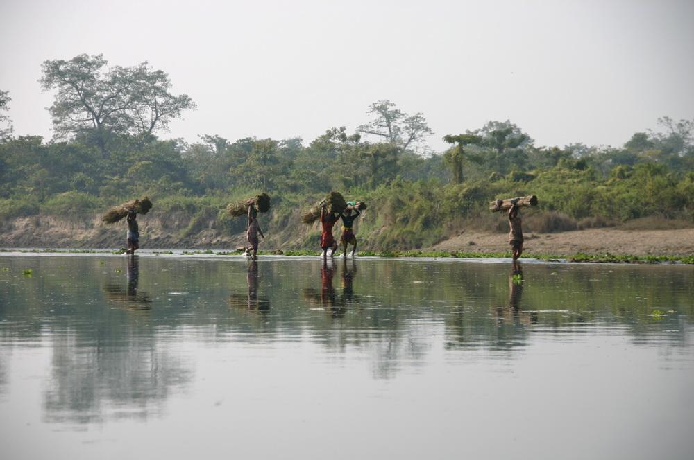Река Читван Саураха