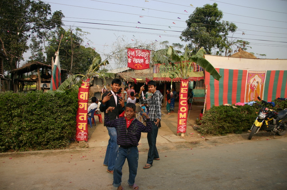 Свадьба Непал