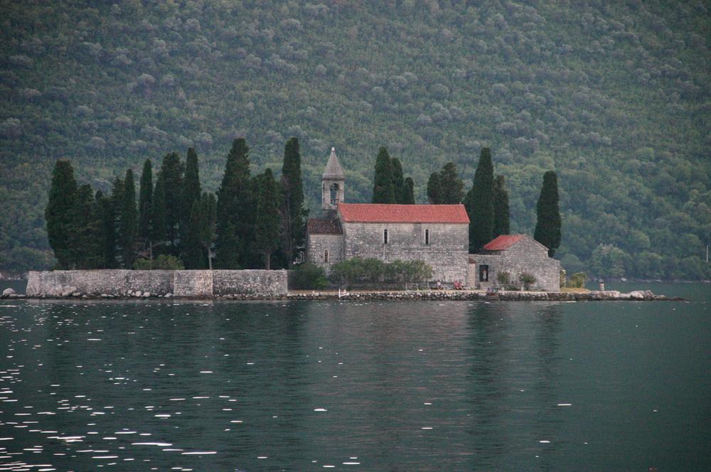 Пераст Остров святого Георгия