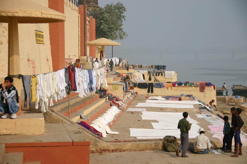 Бельё в Индии