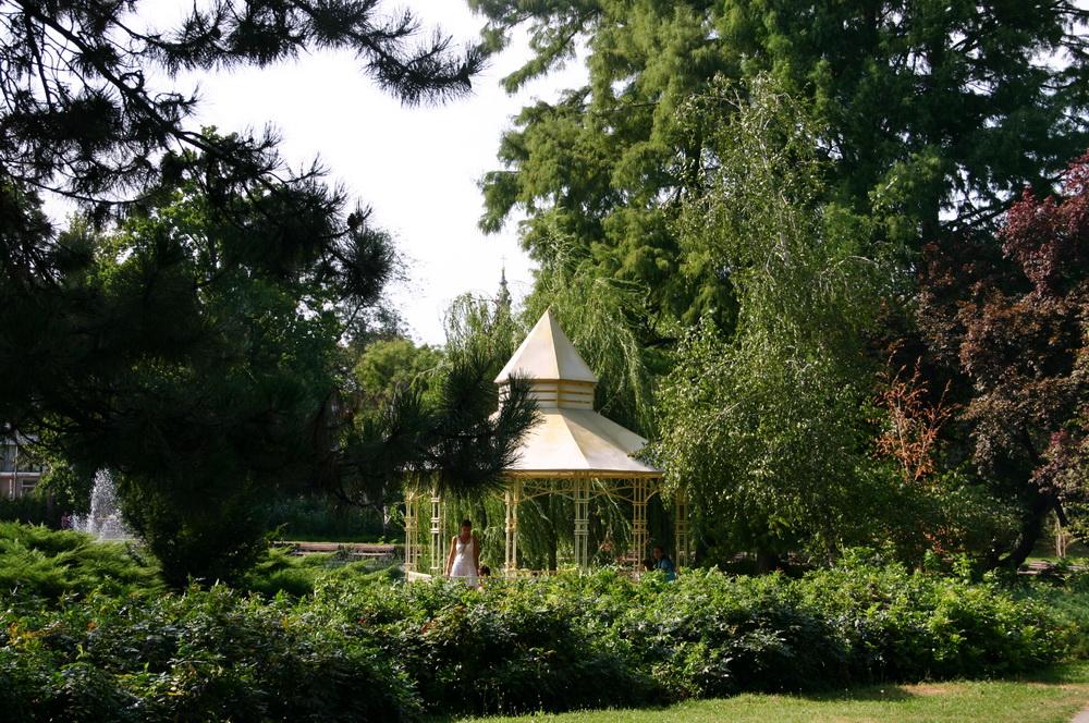 Дунавски парк Дунайский парк