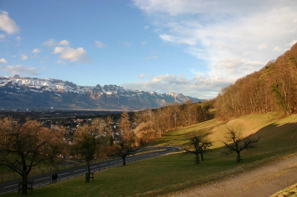 Долина Лихтенштейн