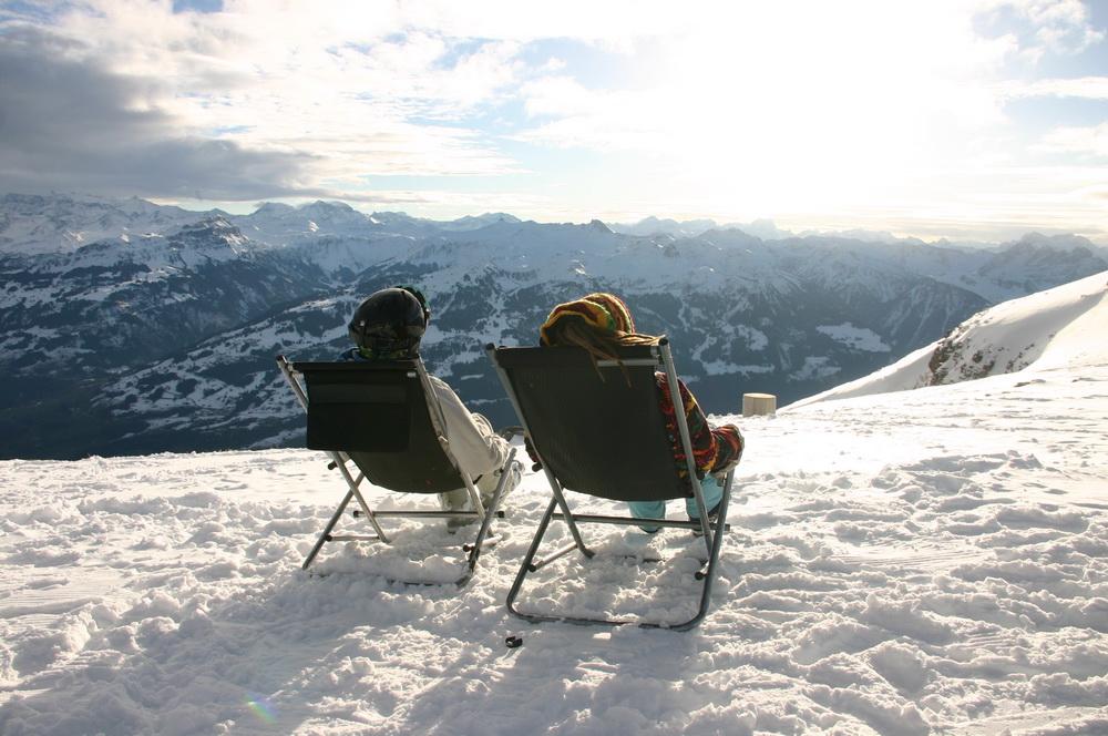 Горнолыжный курорт Швейцарии