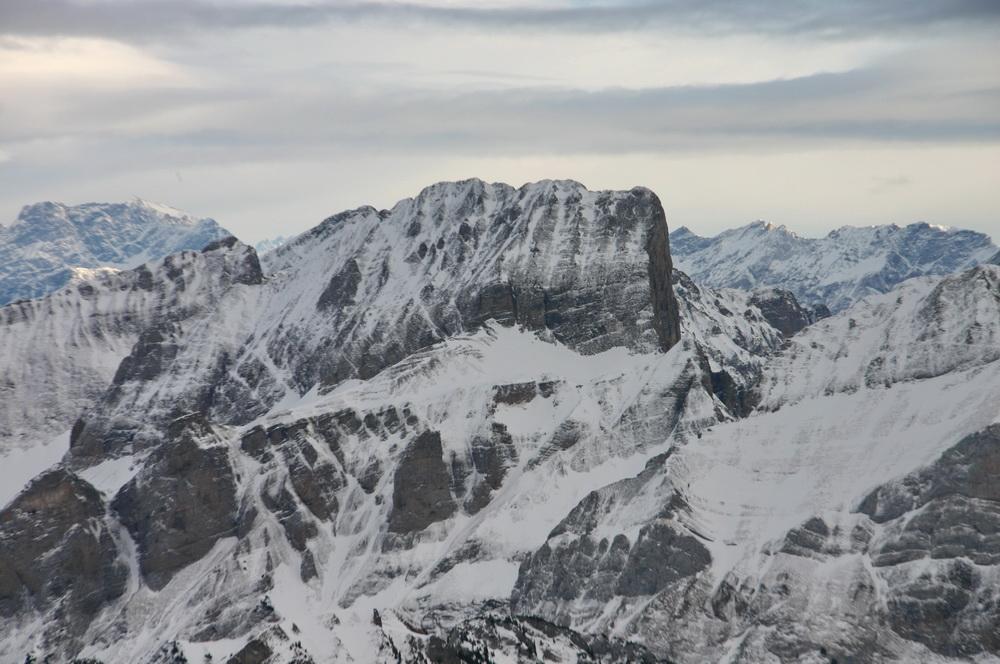 Тоггенбург - горы Швейцарии