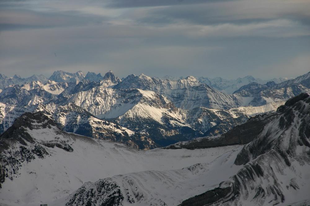 Швейцарский Альпы