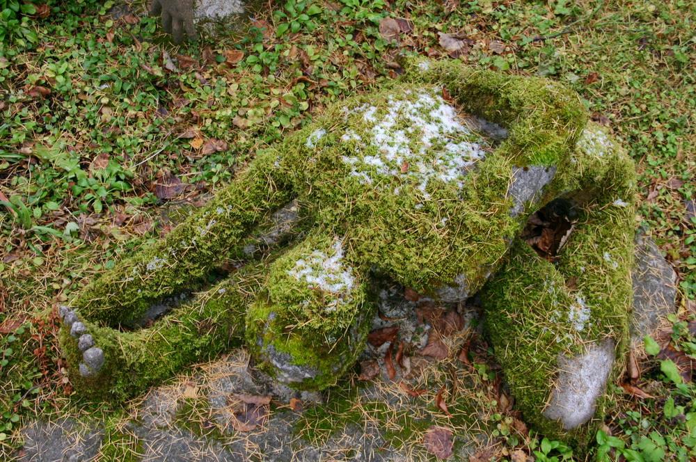 Йога-скульпутры Париккала