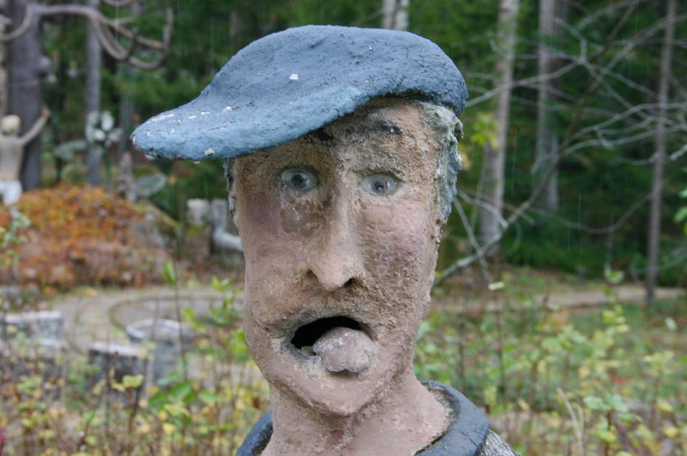 Париккала скульптуры