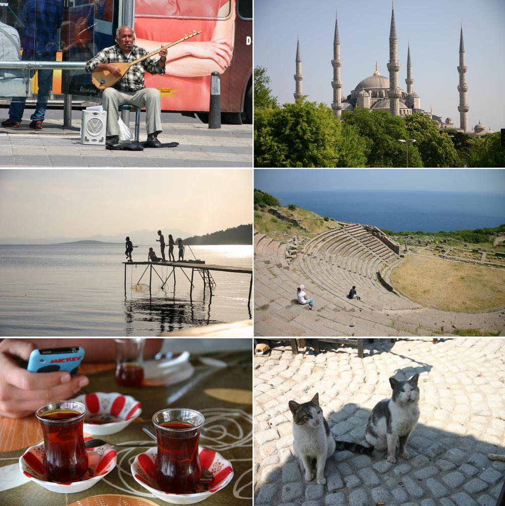 В Турцию самостоятельно