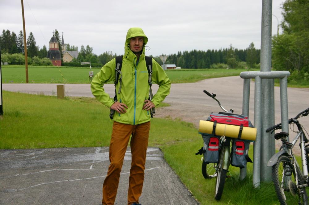 Финляндия на велосипеде