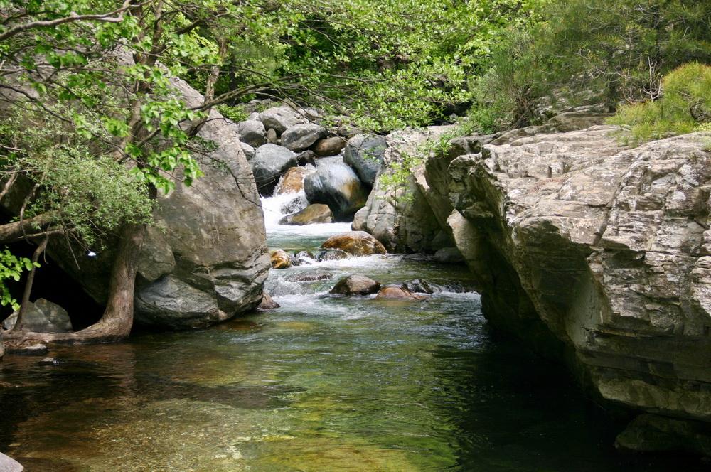 Горная река Каздаги