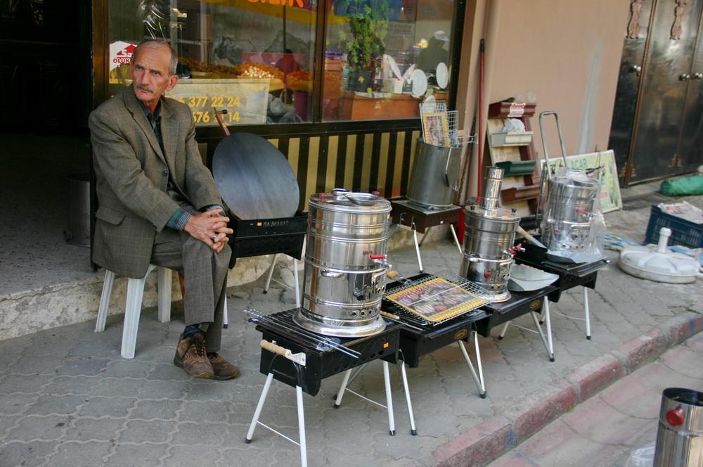 Турецкие самовары
