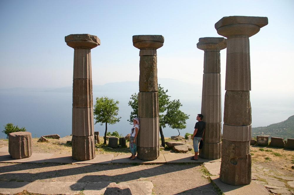 Храм Афины Ассос