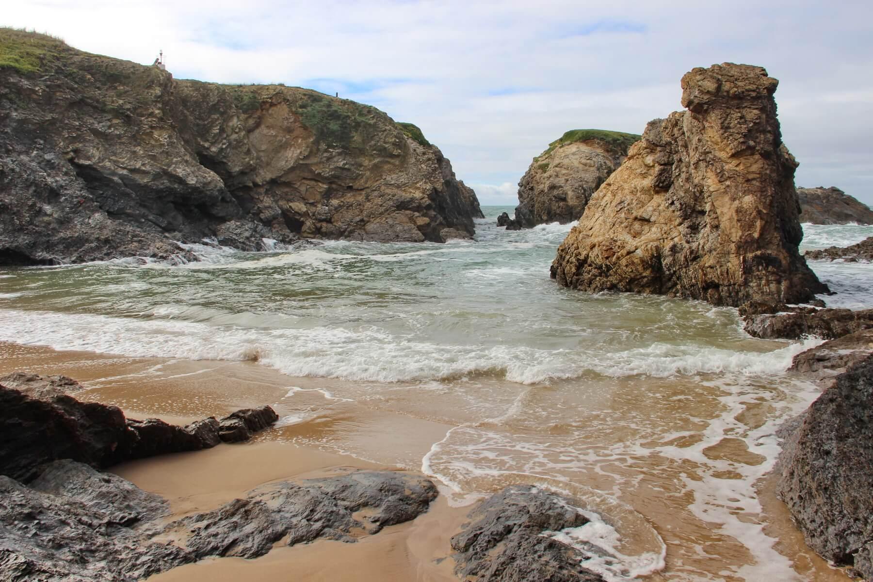 Пляж Порту Кову, Португалия