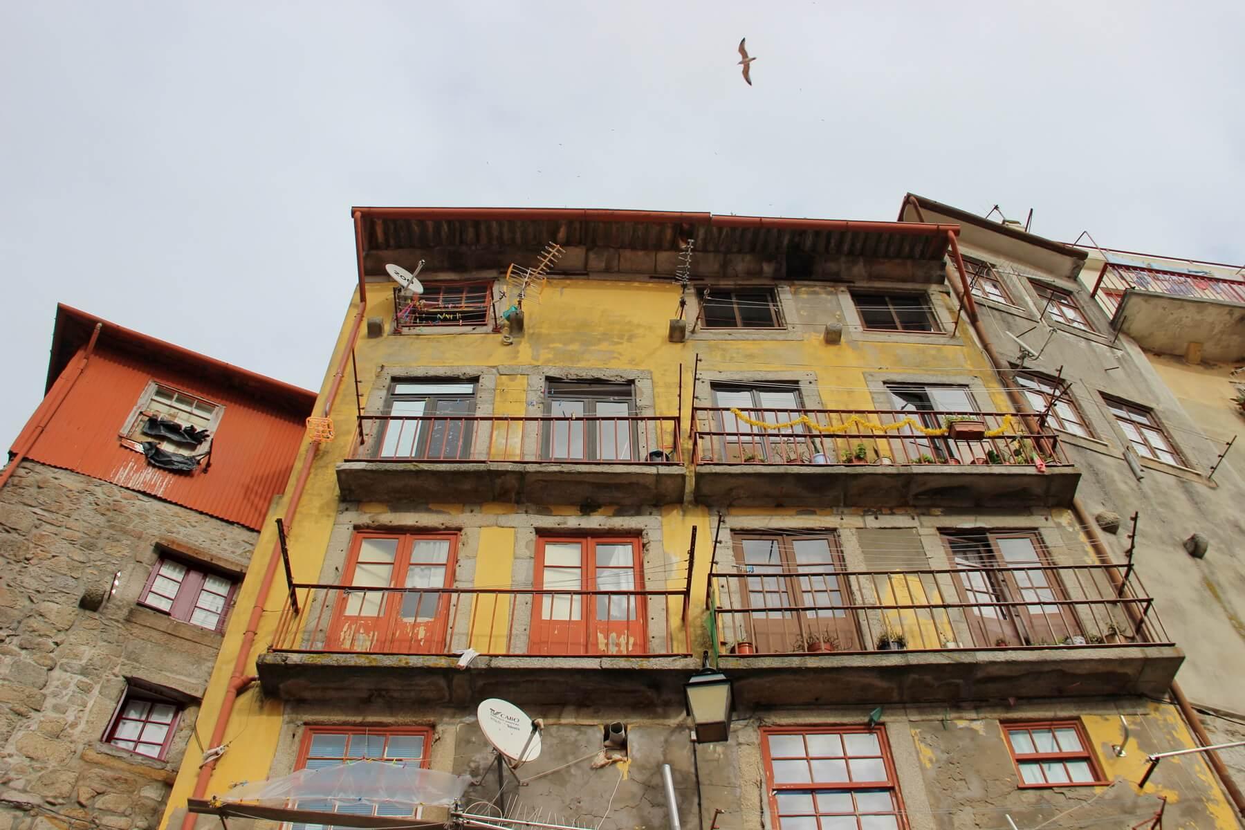 Дома в Порту