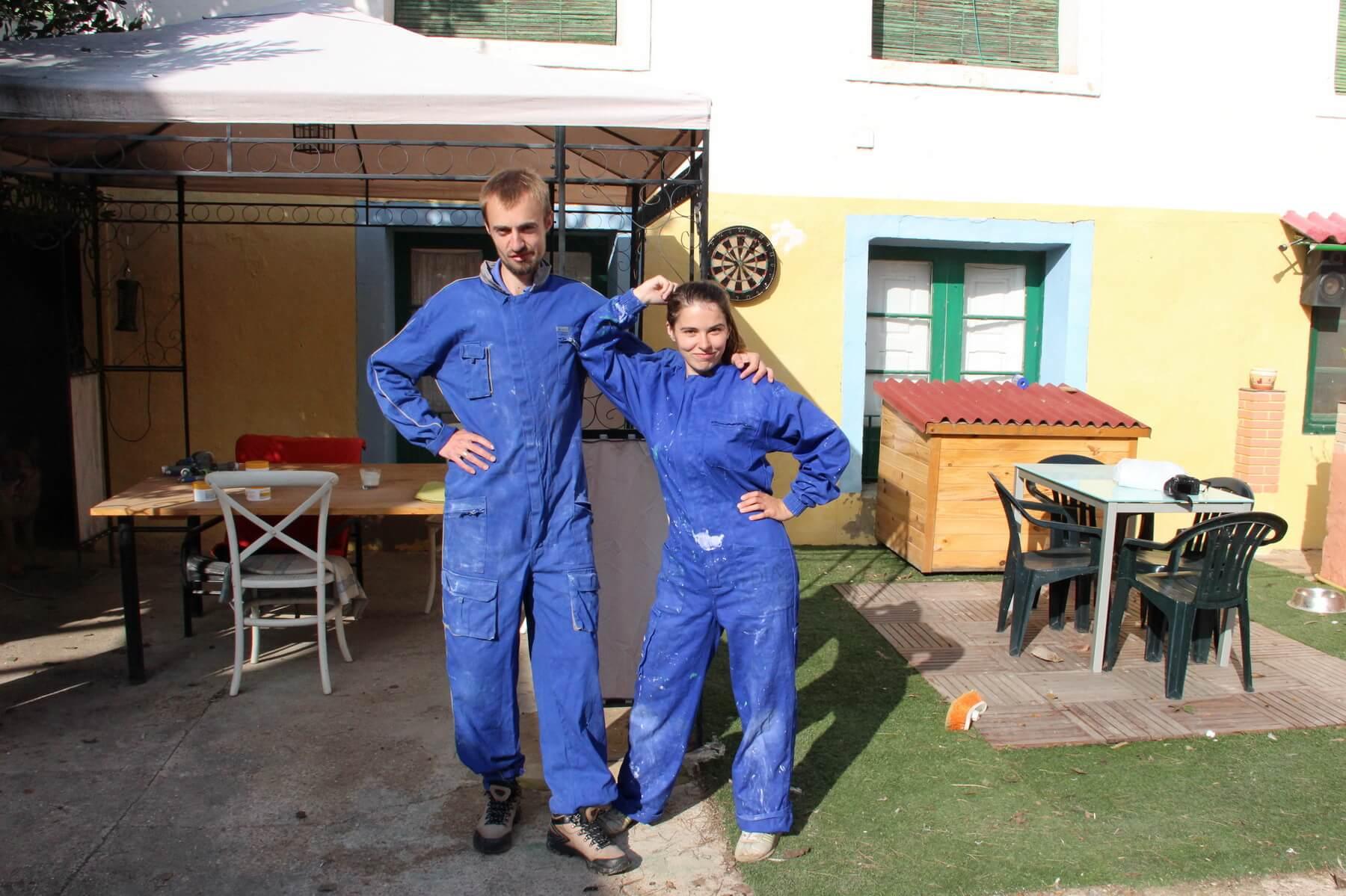 Волонтёрство в Испании